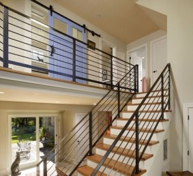 Cool Indoor Stair Design Ideas You Must See28