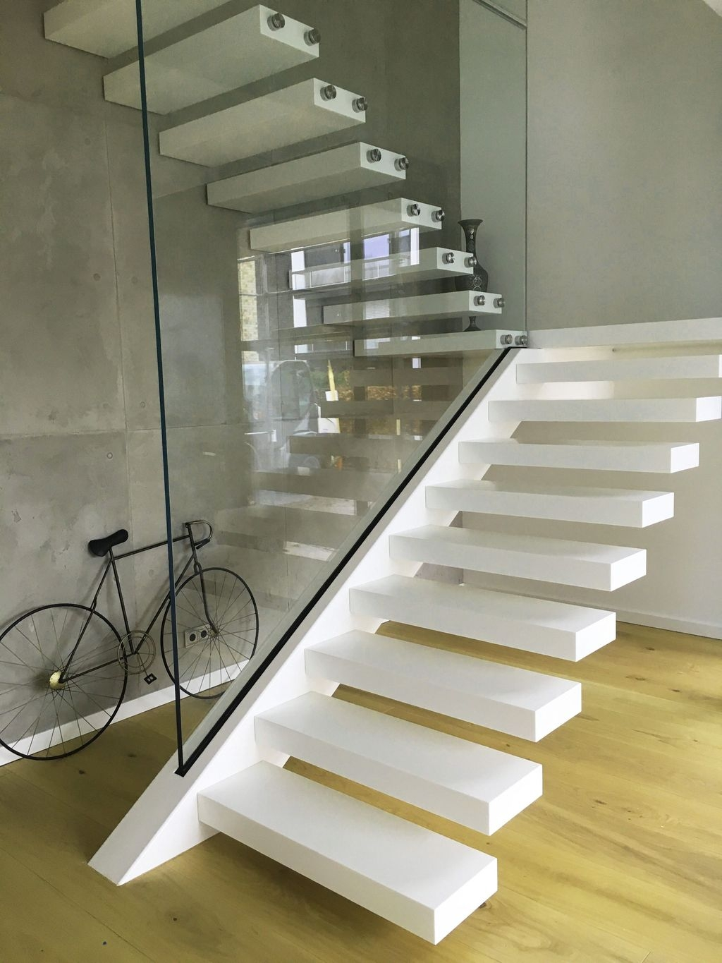 Cool Indoor Stair Design Ideas You Must See38