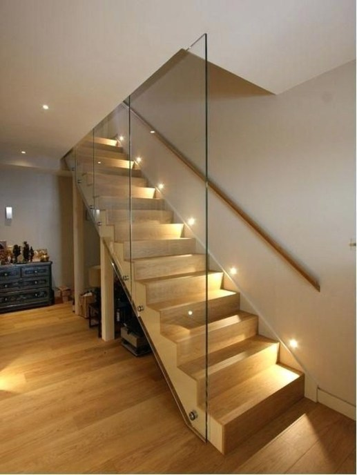 Cool Indoor Stair Design Ideas You Must See43