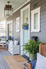 Cozy Front Porch Design And Decor Ideas For You Asap05