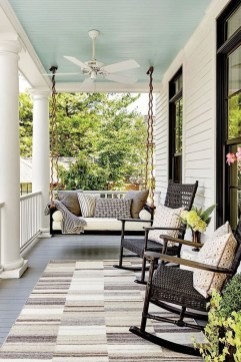 Cozy Front Porch Design And Decor Ideas For You Asap16