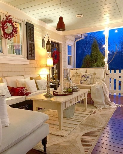 Cozy Front Porch Design And Decor Ideas For You Asap36