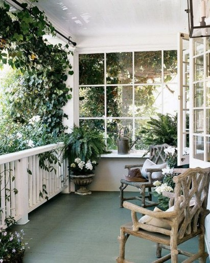 Cozy Front Porch Design And Decor Ideas For You Asap39