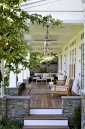 Cozy Front Porch Design And Decor Ideas For You Asap43