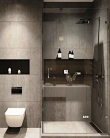Cute Minimalist Bathroom Design Ideas For Your Inspiration01