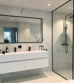 Cute Minimalist Bathroom Design Ideas For Your Inspiration02