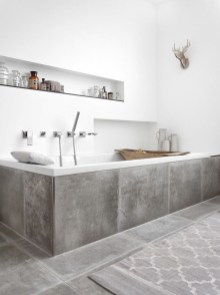 Cute Minimalist Bathroom Design Ideas For Your Inspiration23
