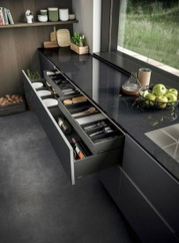 Elegant Black Kitchen Design Ideas You Need To Try10