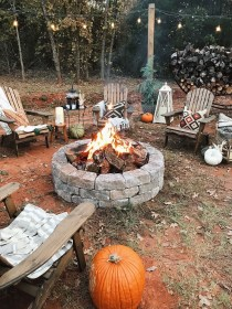 Extraordinary Diy Firepit Ideas For Your Outdoor Space15