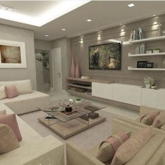 Latest Wall Decoration Ideas For Stunning Living Room01