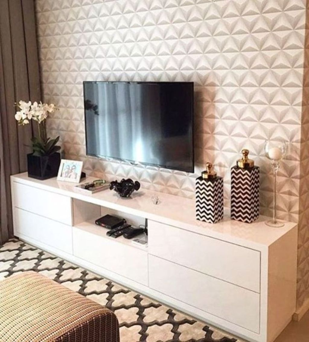 Latest Wall Decoration Ideas For Stunning Living Room05
