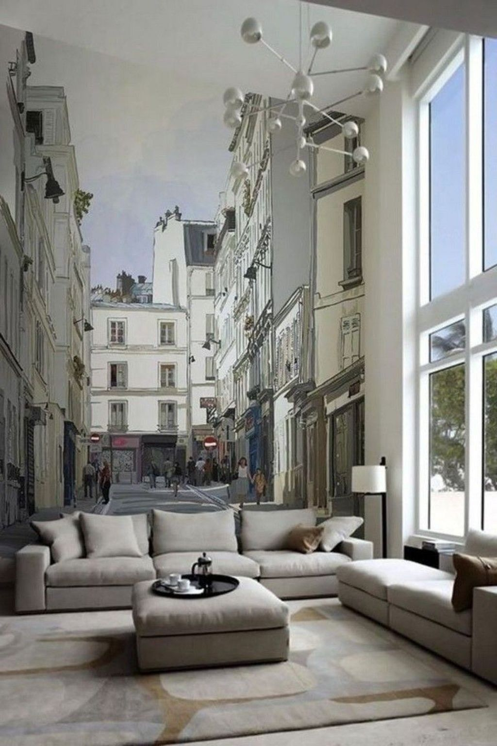Latest Wall Decoration Ideas For Stunning Living Room24