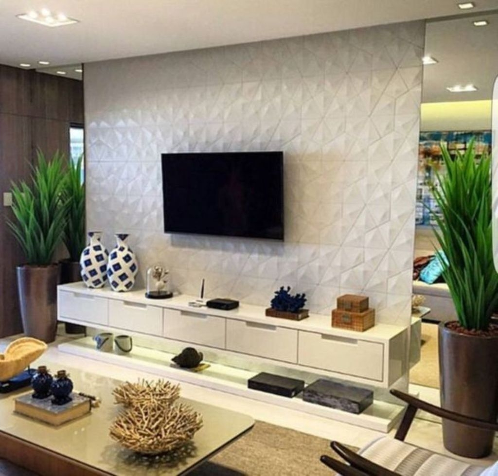 Latest Wall Decoration Ideas For Stunning Living Room28
