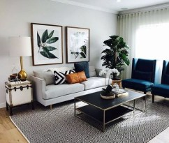 Newest Living Room Apartment Design Ideas For Your Apartment24