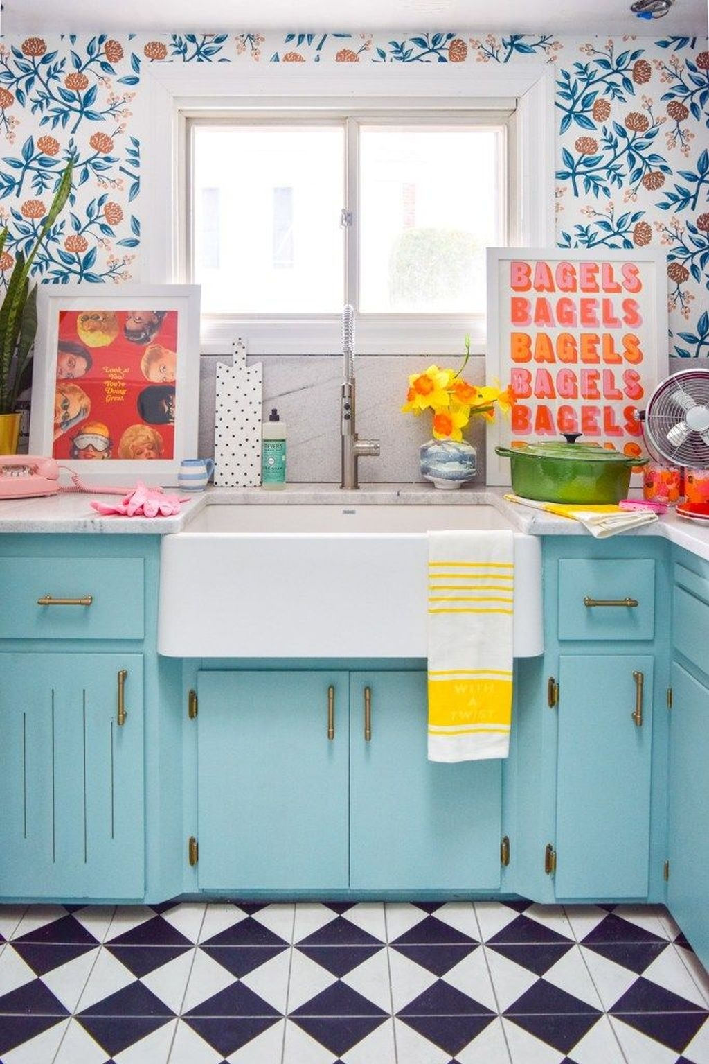 Outstanding Sink Ideas For Kitchen Home You Should Try23