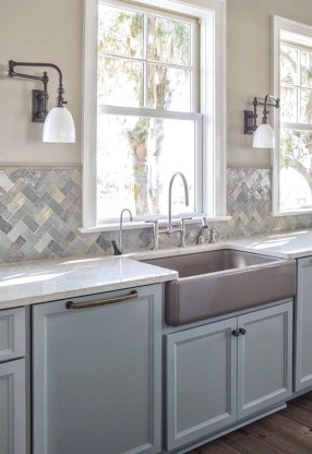 Outstanding Sink Ideas For Kitchen Home You Should Try32