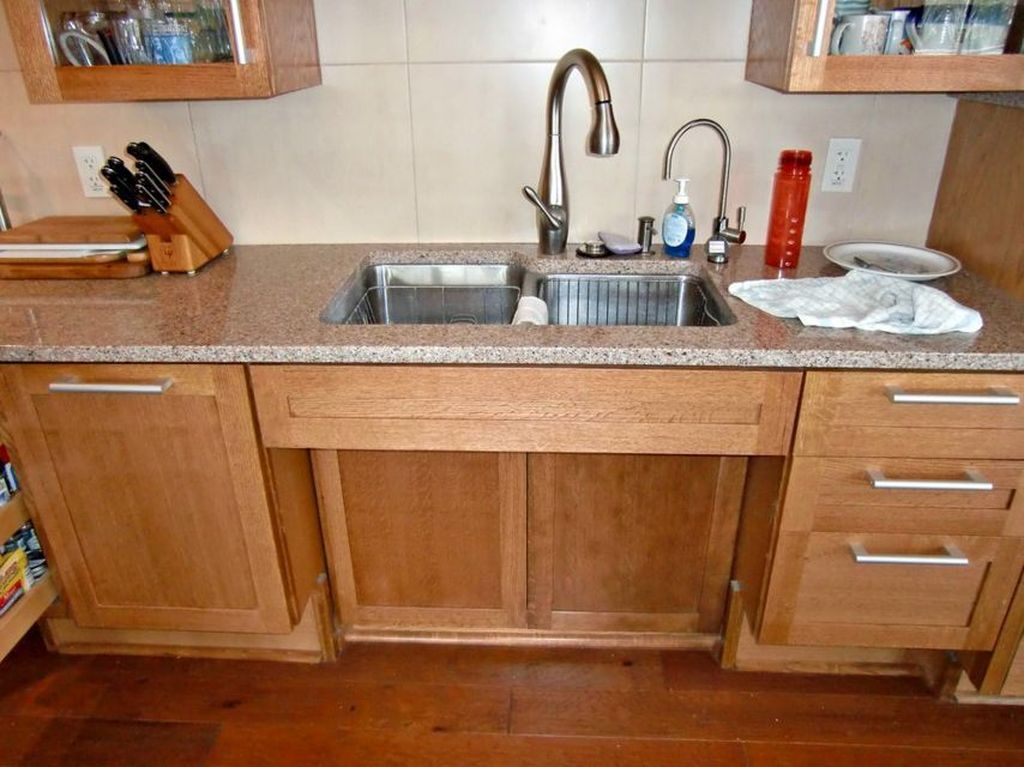 Outstanding Sink Ideas For Kitchen Home You Should Try49