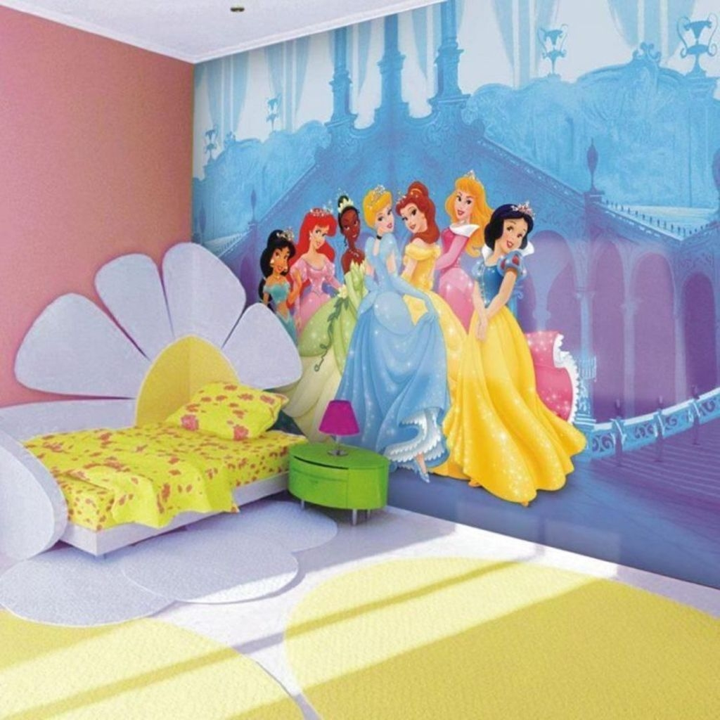 Pretty Princess Bedroom Design And Decor Ideas For Your Lovely Girl13