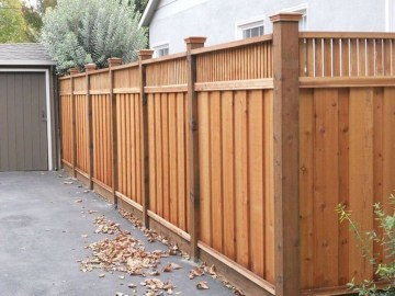 Smart Backyard Fence And Garden Design Ideas For Your Garden34