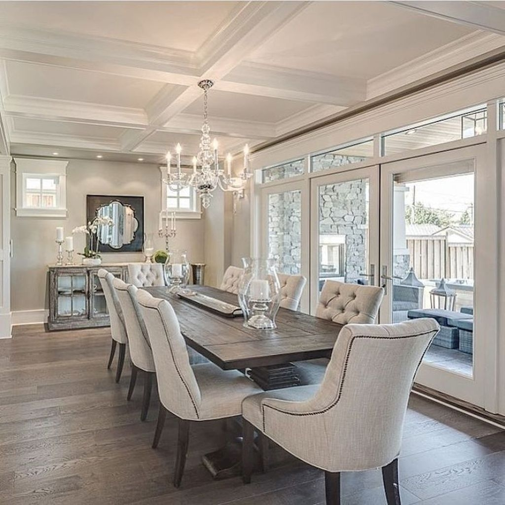 Spectacular Lighting Design Ideas For Awesome Dining Room25