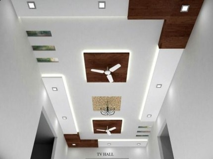 Unordinary Ceiling Design Ideas For Your Bedroom24