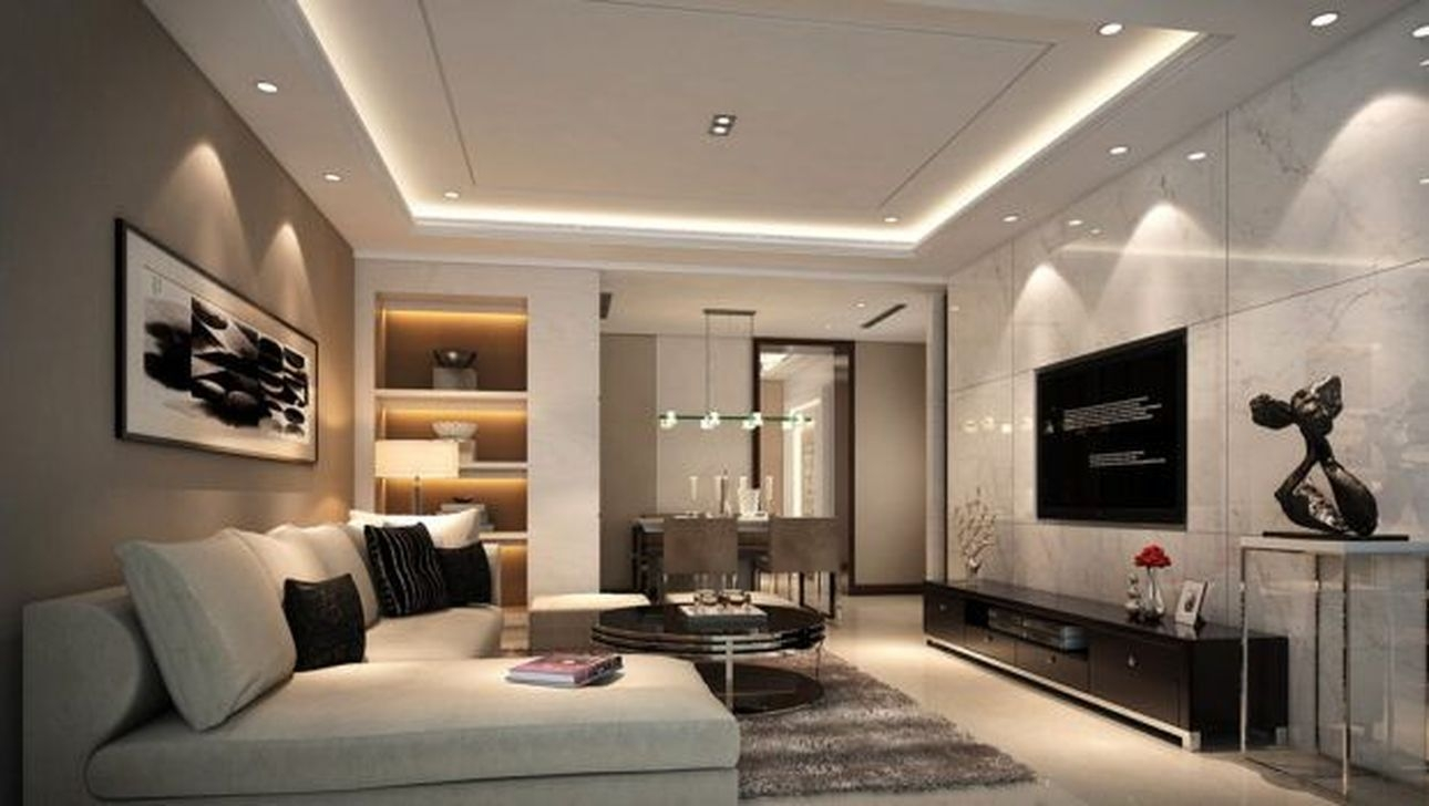 Unordinary Ceiling Design Ideas For Your Bedroom40