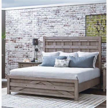 Unordinary Recycled Pallet Bed Frame Ideas To Make It Yourself21
