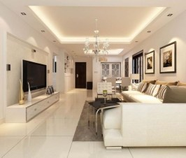 Unusual Ceiling Designs Ideas For Living Rooms05