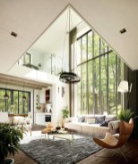Unusual Ceiling Designs Ideas For Living Rooms12