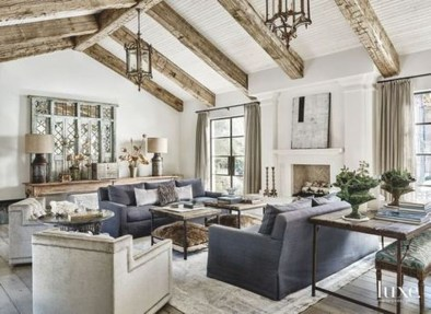 Unusual Ceiling Designs Ideas For Living Rooms37