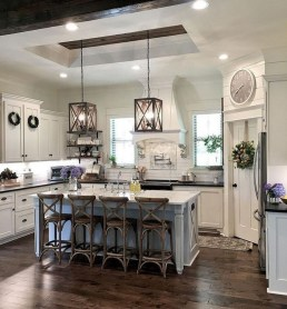 Beautiful Farmhouse Kitchen Décor And Remodel Ideas For You15