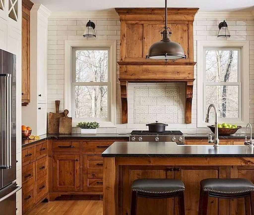 Beautiful Farmhouse Kitchen Décor And Remodel Ideas For You23