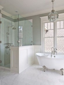 Best Master Bathroom Shower Remodel Ideas To Try05