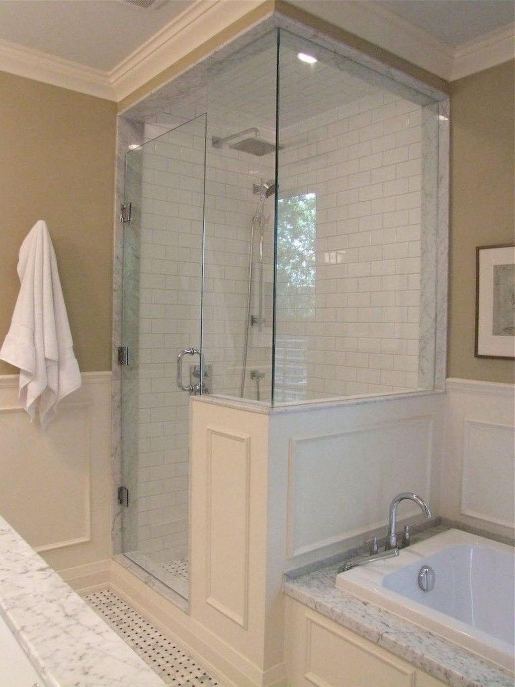 Best Master Bathroom Shower Remodel Ideas To Try06