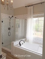 Best Master Bathroom Shower Remodel Ideas To Try22