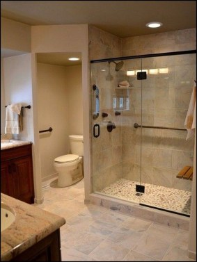 Best Master Bathroom Shower Remodel Ideas To Try25