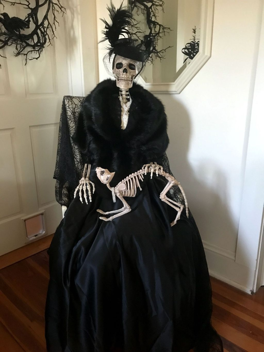 Casual Halloween Decorations Ideas That Are So Scary19