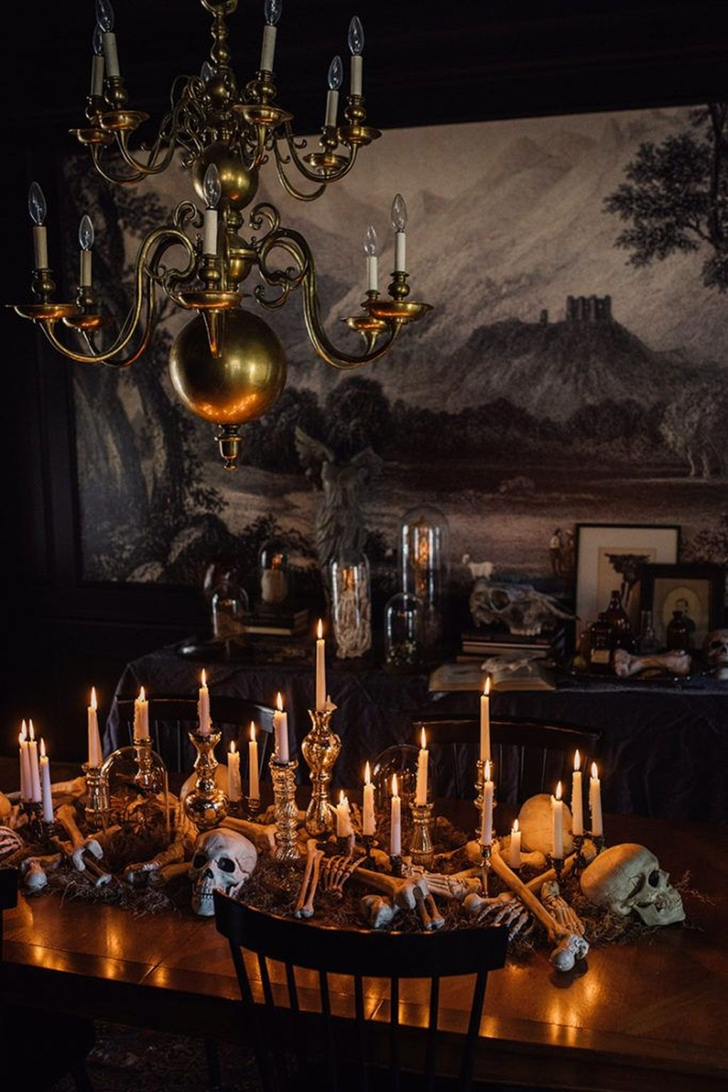 Casual Halloween Decorations Ideas That Are So Scary27