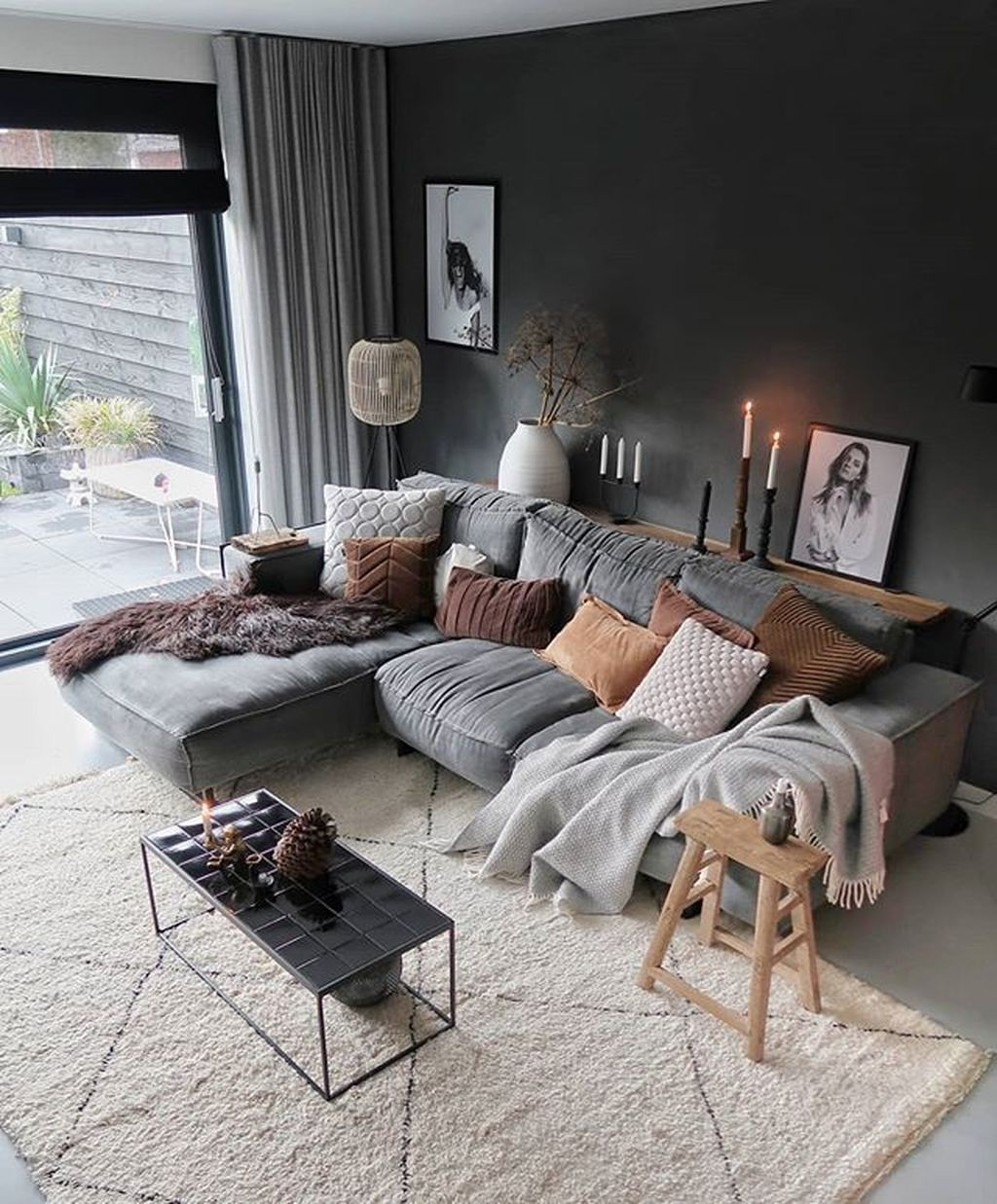 Comfy Home Décor Ideas That Trendy Now To Try19