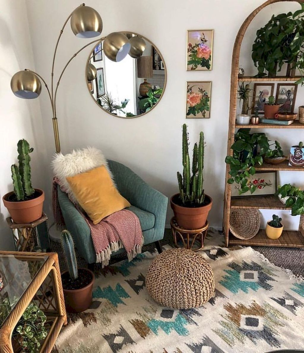 Comfy Home Décor Ideas That Trendy Now To Try44
