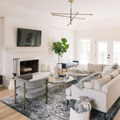 Comfy Living Room Decor Ideas To Make Anyone Feel Right At Home05