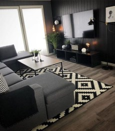 Comfy Living Room Decor Ideas To Make Anyone Feel Right At Home16