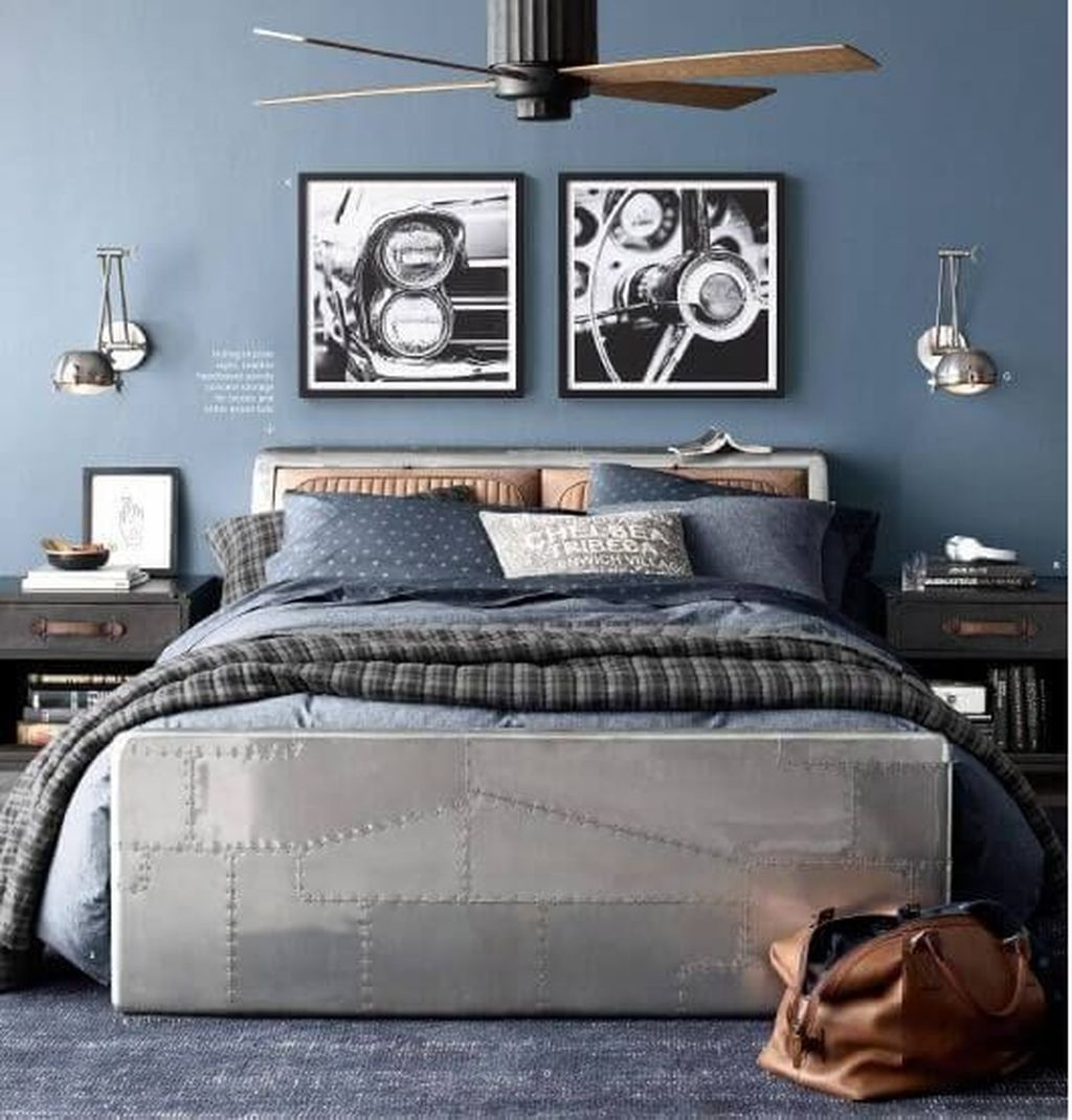 Elegant Boys Bedroom Ideas That You Must Try02