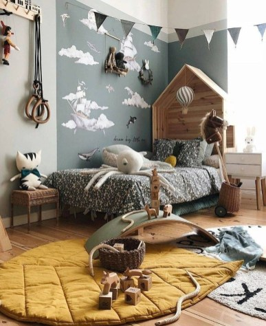 Elegant Boys Bedroom Ideas That You Must Try21