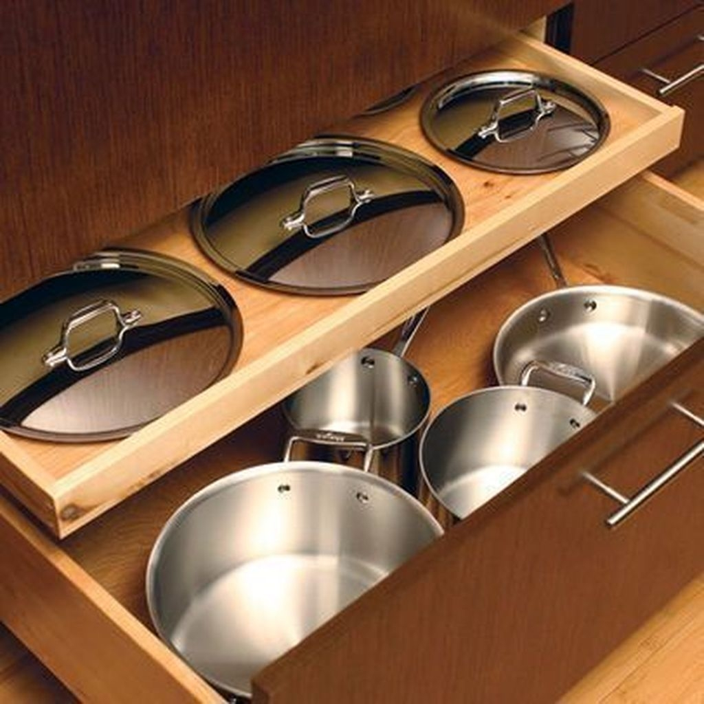 Glamour Kitchen Organization Decor Ideas To Try Right Now17