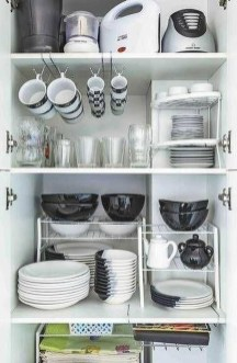 Glamour Kitchen Organization Decor Ideas To Try Right Now21