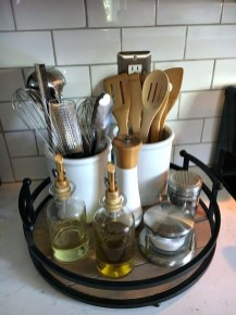 Glamour Kitchen Organization Decor Ideas To Try Right Now32
