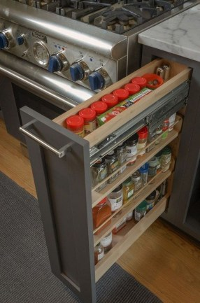Glamour Kitchen Organization Decor Ideas To Try Right Now38