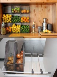 Glamour Kitchen Organization Decor Ideas To Try Right Now45