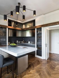 Incredible Black And White Kitchen Ideas To Try05